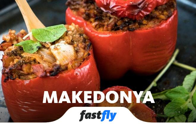 makedonya yemekleri