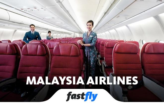 Malaysia Airlines uçakları