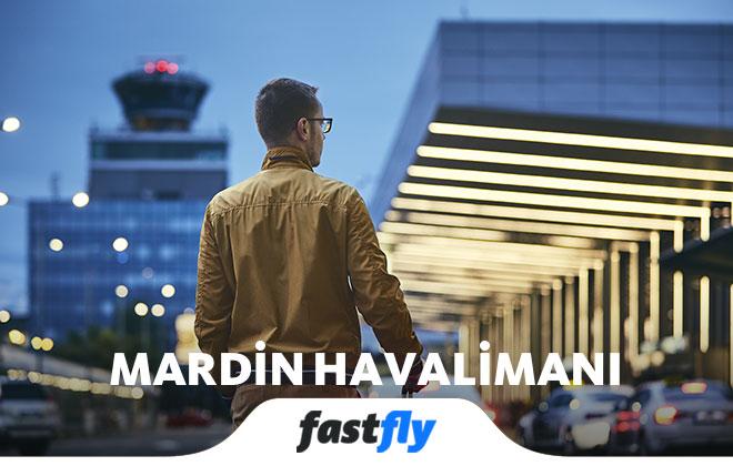 mardin havalimanı uçak bileti