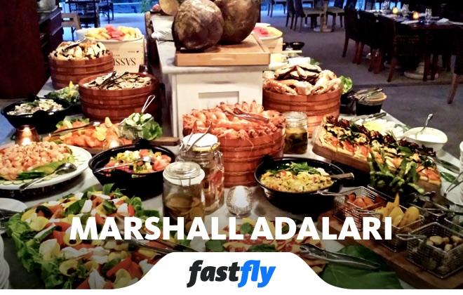 marshall adaları yemek kültürü
