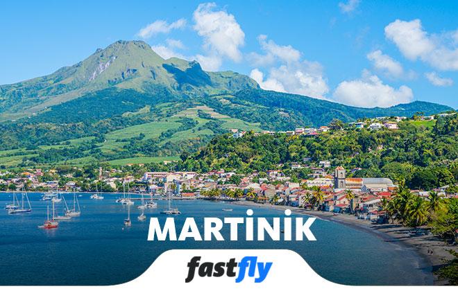Martinik uçak bileti
