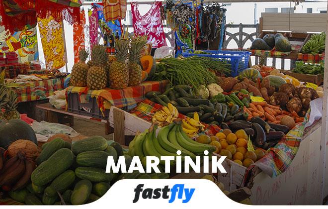 Martinik yemek kültürü