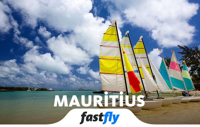 Mauritius uçak bileti