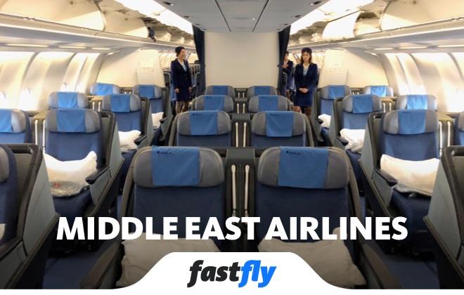 middle east airlines hakkında