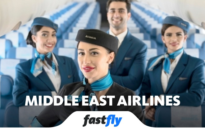 middle east airlines uçuşları