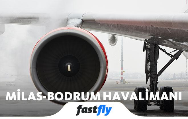 milas-bodrum havalimanı uçak bileti
