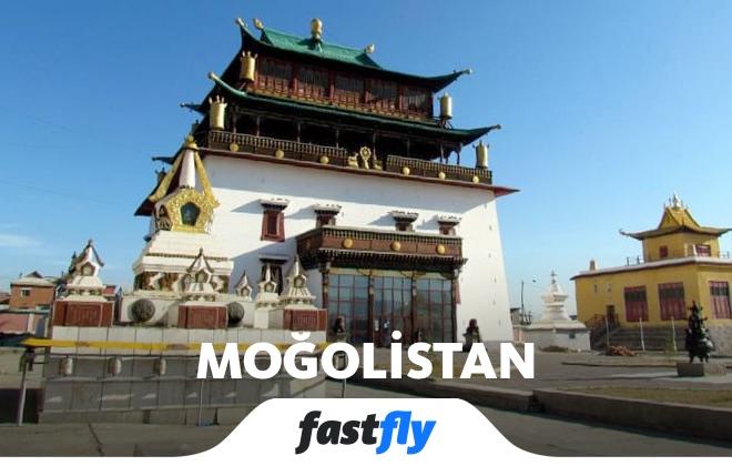 moğolistan gandantegchinlen manastırı