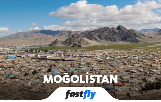 moğolistan olgi şehri