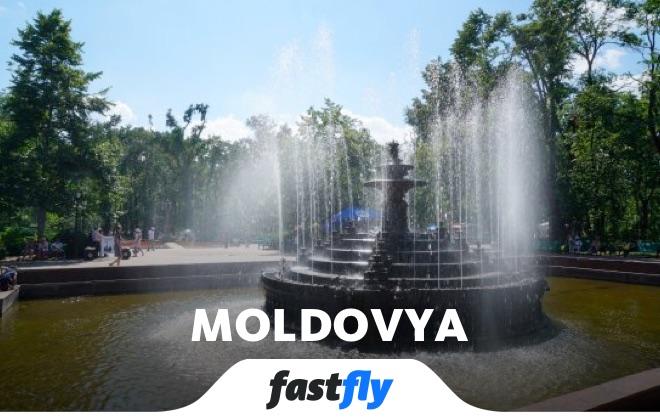 moldovya stefan cel mare parkı
