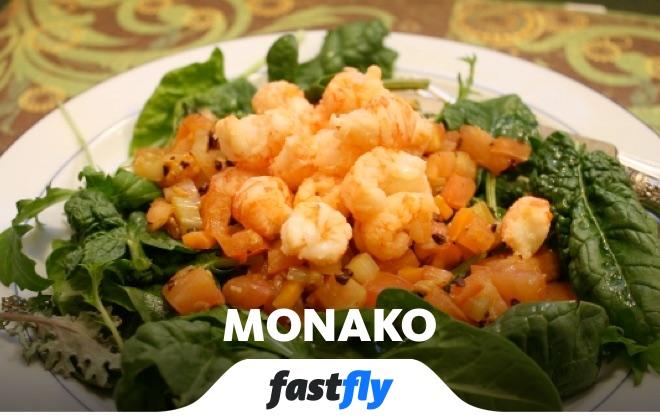 monako mutfağı