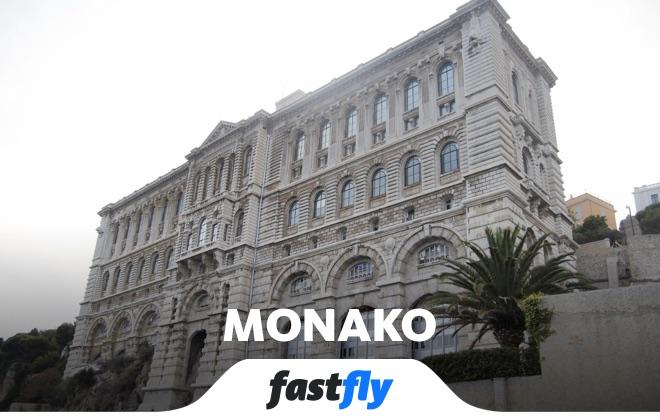 monako oşinografi müzesi
