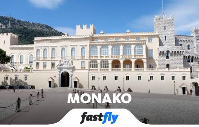 monako prenslik sarayı