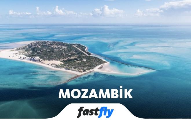 mozambik bazaruto national park