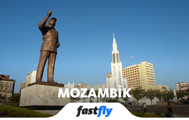 mozambik samora machel statue