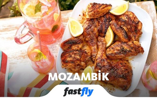 mozambik yemek kültürü