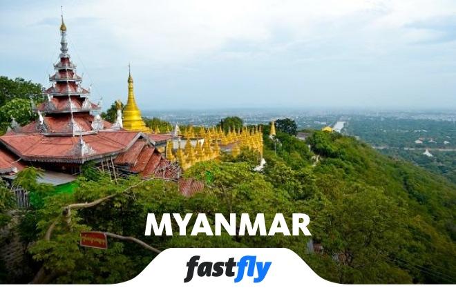myanmar mandalay tepesi