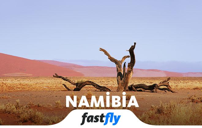 namibia gezilecek yerler