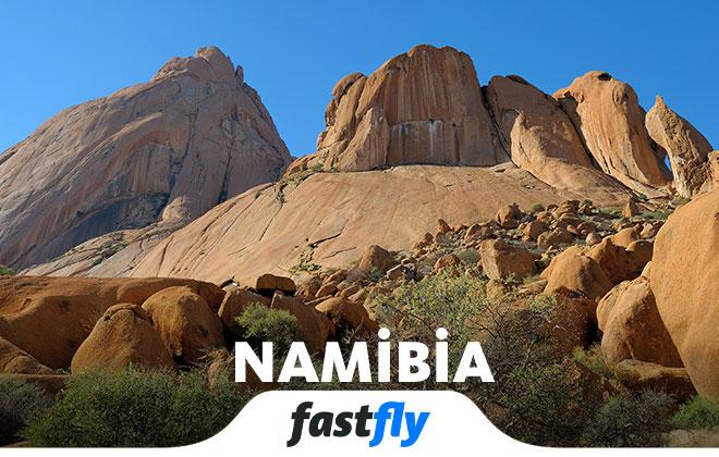namibia hakkında