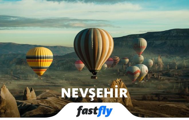 nevşehir kapadokya gezi