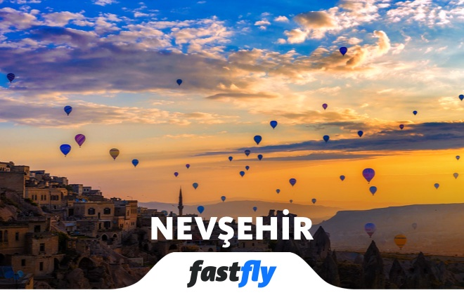 neyşehir kapadokya