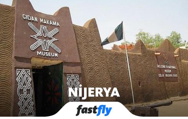 nijerya gidan makama muzesi