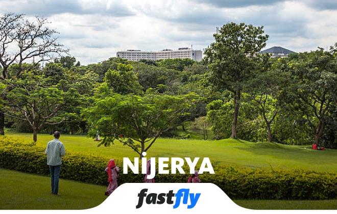 nijerya millenium park