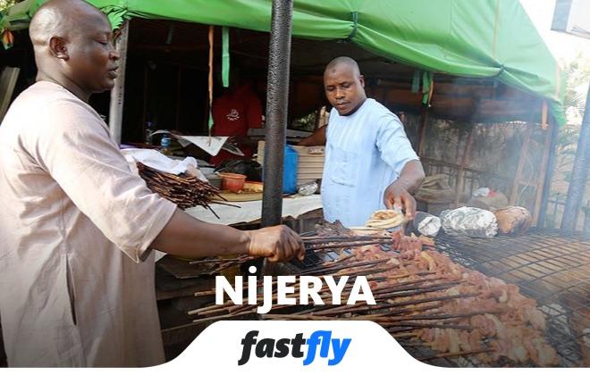 nijerya yemek kültürü