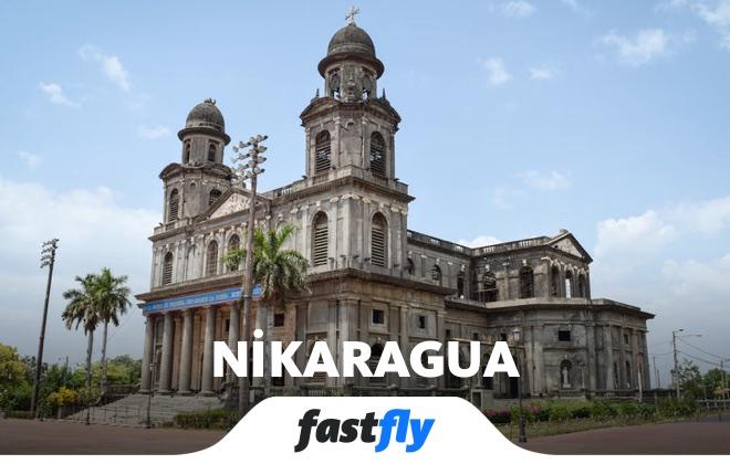 nikaragua eski katedral