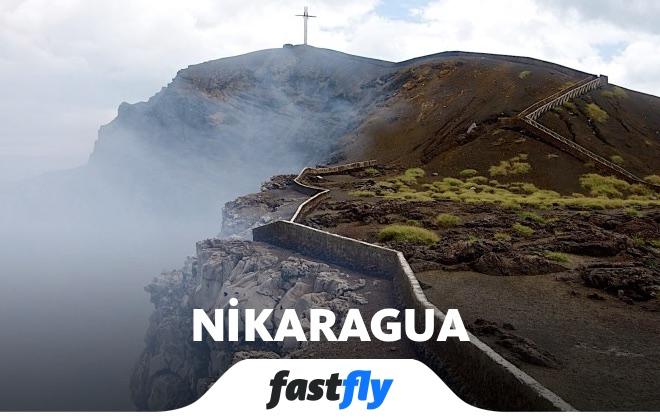 nikaragua masara yanardağı