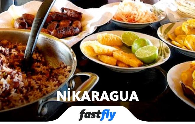 nikaragua yemek kültürü