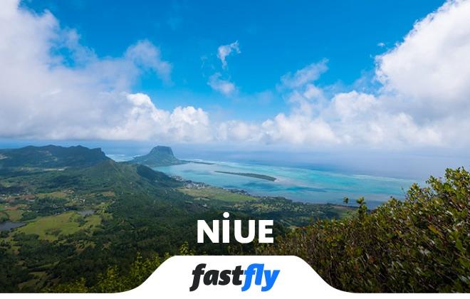 niue eboni ormanları