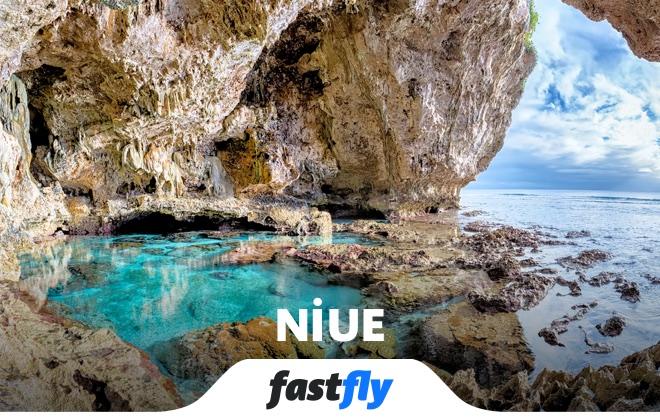 niue mağaraları