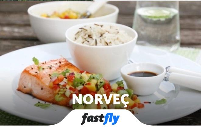norveç yemek kültürü