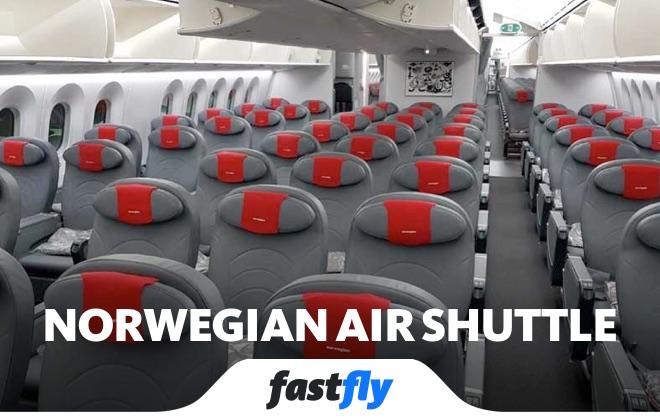 norwegian air shuttle hakkında
