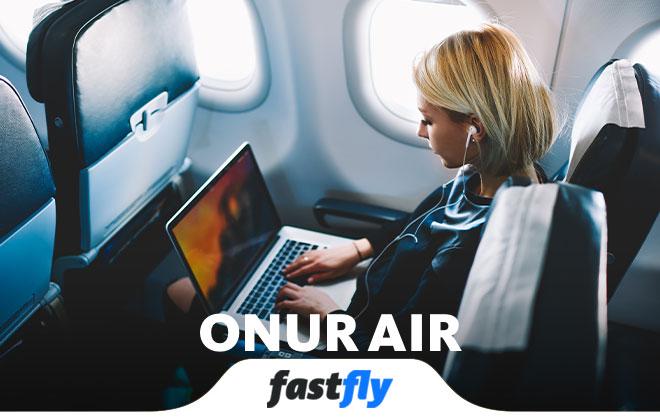 Onur Air Uçak Bileti rezervasyon