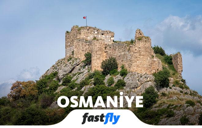 osmaniye hakkında