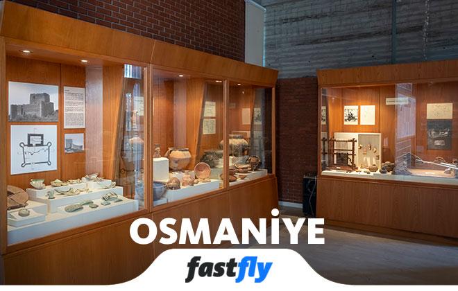 osmaniye kültür sanat