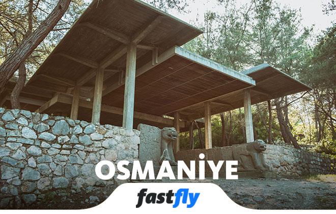 osmaniye nerede kalınır