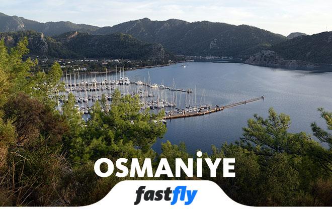 osmaniye ulaşım