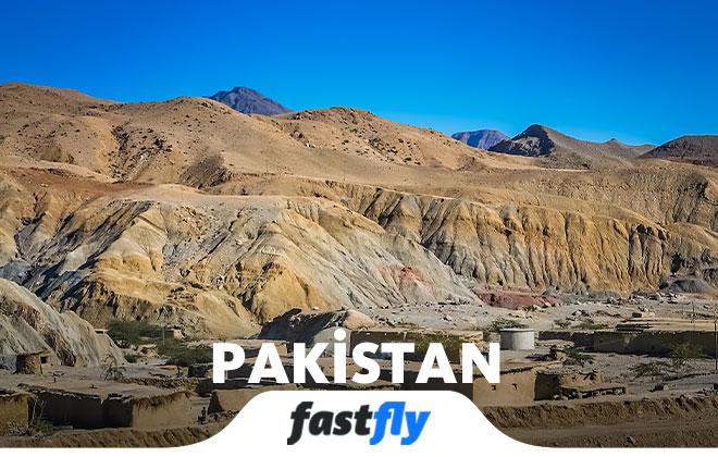 pakistan gezilecek yerler