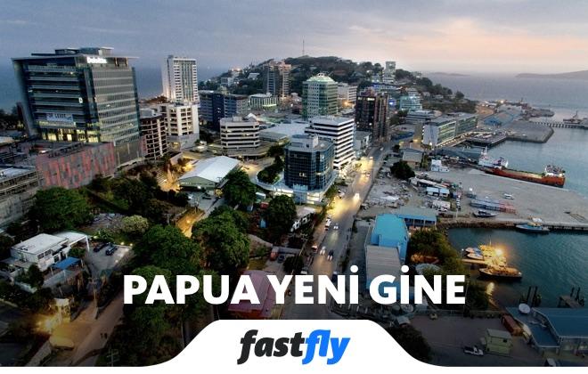 papua yeni gine port moresby