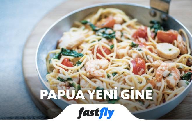 papua yeni gine yemek kültürü
