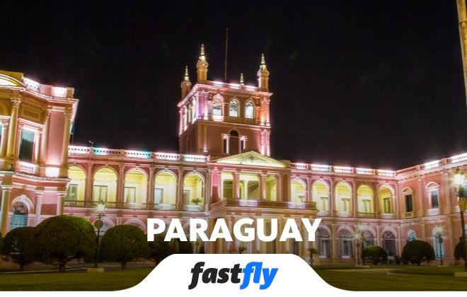 paraguay bağımsızlık sarayı