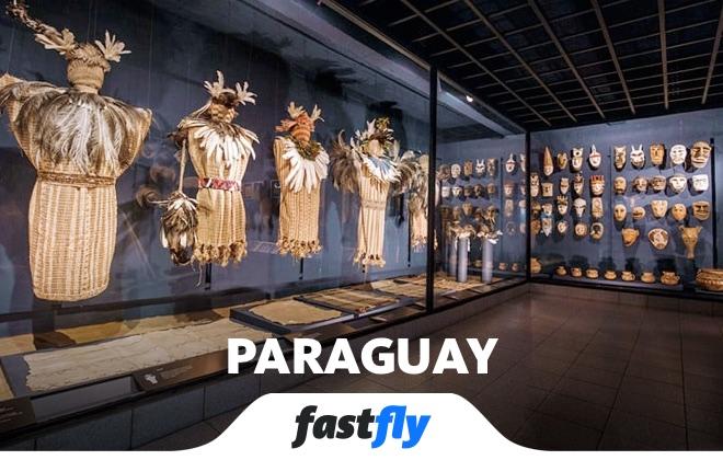 paraguay barro müzesi