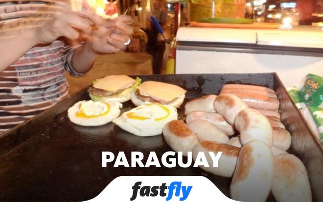 paraguay yemek kültürü