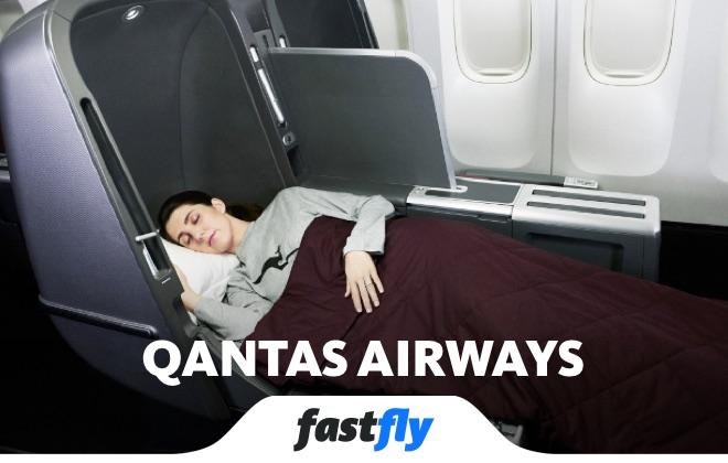 qantas airways uçakları