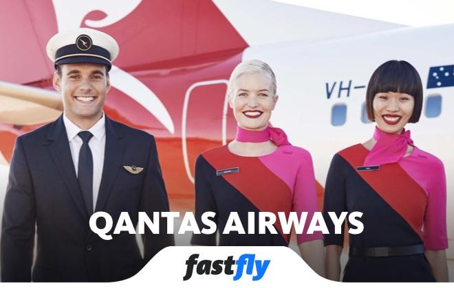 qantas airways uçuşlar