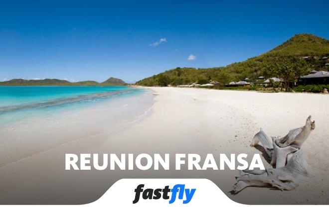 reunion fransa hermitage plajı