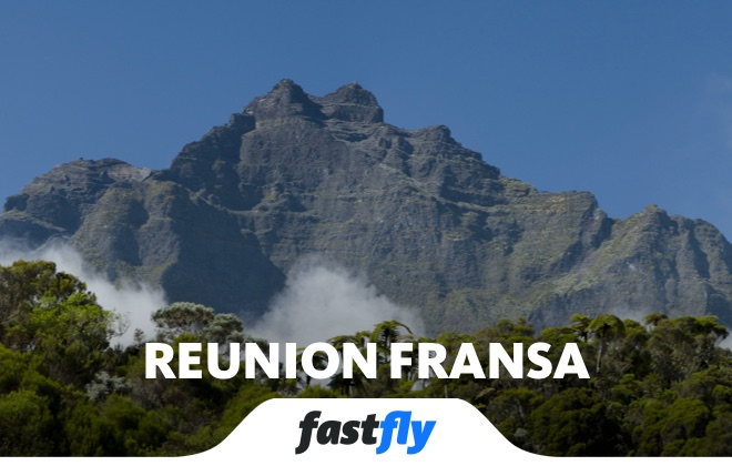 reunion fransa piton des neiges