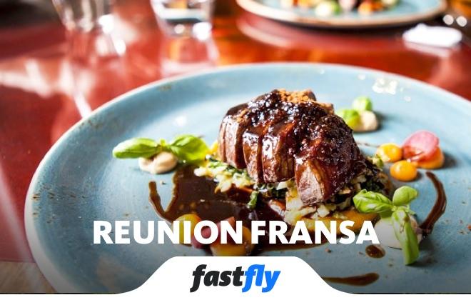 reunion fransa yemek kültürü